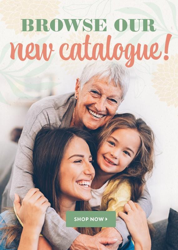Browse our new catalogue