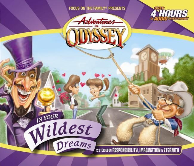 Adventures in odyssey #01: the adventure begins (digital download).