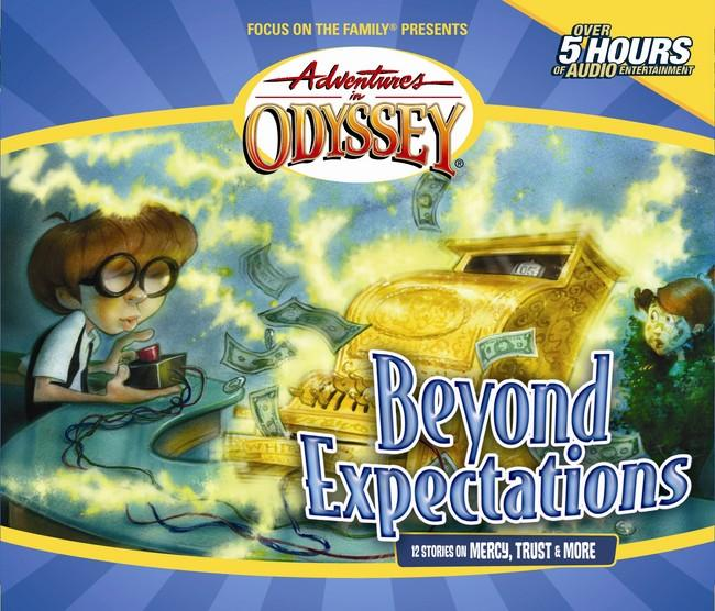 Adventures in odyssey #65: expect the unexpected (digital download).