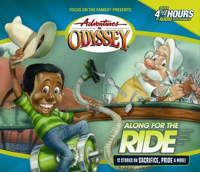 Adventures In Odyssey 43 Along For The Ride