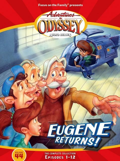 Adventures In Odyssey 44 Eugene Returns
