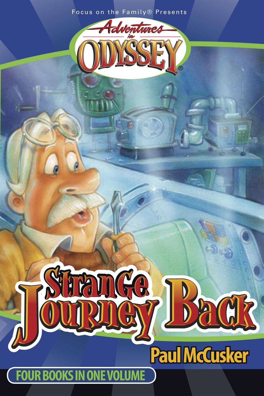 Adventures In Odyssey Strange Journey Back