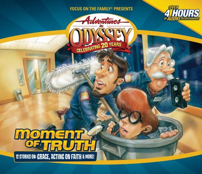 Adventures In Odyssey 48 Moment Of Truth