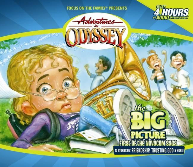 Adventures In Odyssey 35 The Big Picture