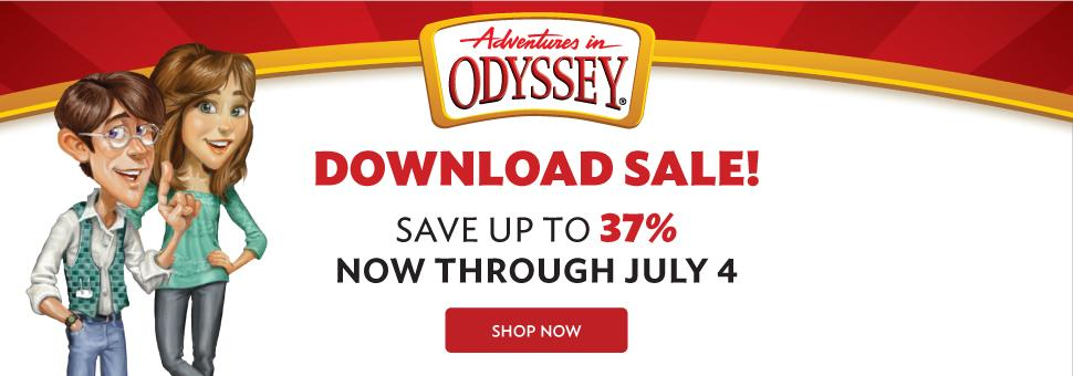 Adventures in Odyssey Download sale